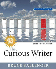Curious Writer Brief Edition