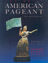 Brief American Pageant Volume 1