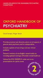 Oxford Handbook Of Psychiatry