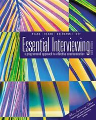 Essential Interviewing