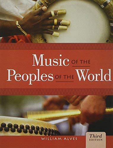 Cd Set For Alves' Music Of The Peoples Of The World