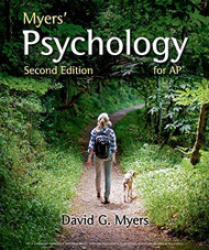 Myers' Psychology for the AP Course