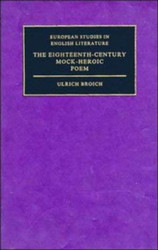 Eighteenth-Century Mock-Heroic Poem