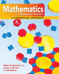 Mathematics For Elementary Teachers A Conceptual Approach