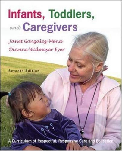Infants Toddlers And Caregivers
