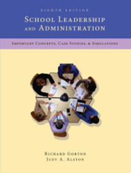 School Leadership And Administration