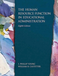 Human Resource Function In Educational Administration