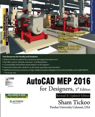 AutoCAD MEP for Designers