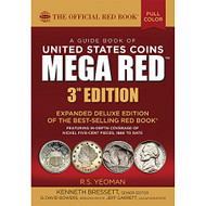 Mega Red - Guide Book of United States Coins