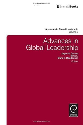 Advances In Global Leadership