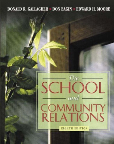 School And Community Relations