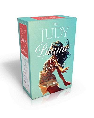 Judy Blume Teen Collection