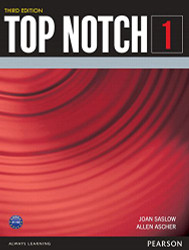 : Top Notch 1 Student Book and Workbook