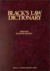 Black's Law Dictionary