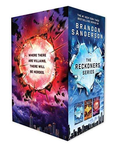 Reckoners Series Boxed Set