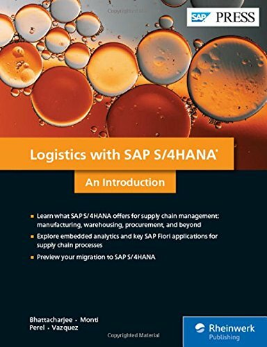 Simple Logistics with SAP S/4HANA