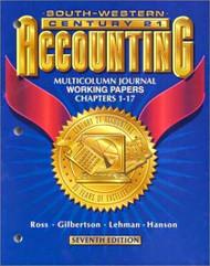 Century 21 Accounting Multicolumn Jounal Approach