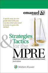 Strategies And Tactics For The MPRE