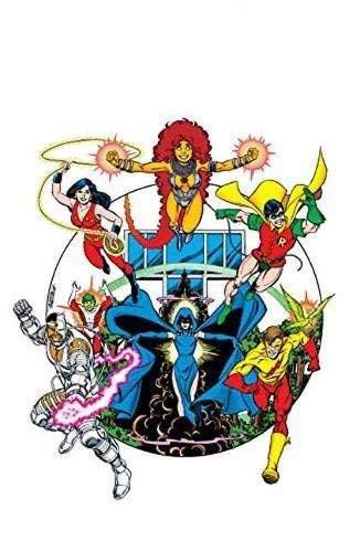 New Teen Titans Vol. 1 Omnibus (New Edition)