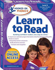 Learn to Read - Level 4 Emergent Readers