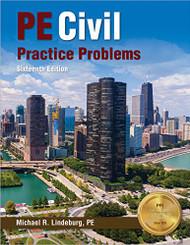 PE Civil Practice Problems