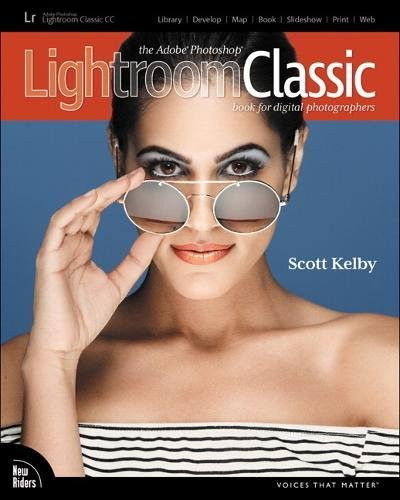 Adobe Photoshop Lightroom Classic CC Book for Digital Photographers