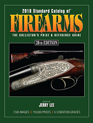 2018 Standard Catalog of Firearms
