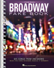 New Broadway Fake Book