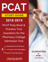 PCAT Study Guide 2018-2019