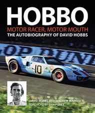 Hobbo: The Autobiography of David Hobbs: Motor Racer Motor Mouth