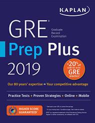 GRE Prep Plus