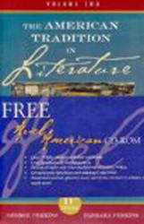 American Tradition In Literature Volume 2