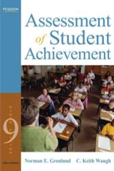 Assessment Of Student Achievement