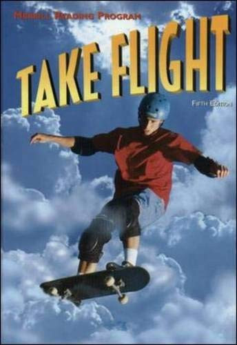 Merrill Reading Program Take Flight Student Reader Level G