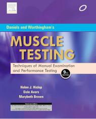 Daniels & Worthingham's Muscle Testing