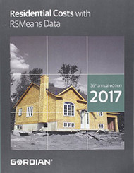 Residential Costs with RSMeans Data