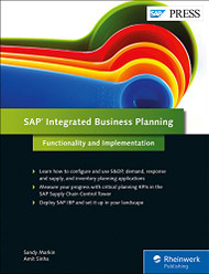 SAP Integrated Business Planning Functionality & Implementation