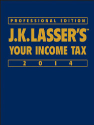 Jk Lasser's Your Income Tax Professional Edition
