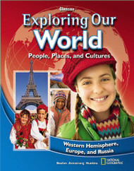Exploring Our World Western Hemisphere