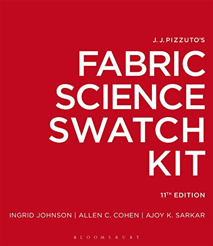 J.J Pizzuto's Fabric Science Swatch Kit