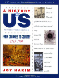 History of US: From Colonies to Country: 1735-1791