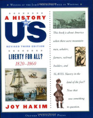 History of US: Liberty for All? 1820-1860