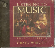 2-Cd Set For Wright's Listening To Music And Listening To Western Music