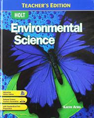Environmental Science Teacher's Edition