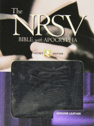 New Revised Standard Version Bible With Apocrypha