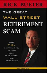Great Wall Street Retirement Scam What They Don'T Want You To Know About 401Ks