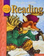 Houghton Mifflin Reading: Anthology Adventures Grade 2.1