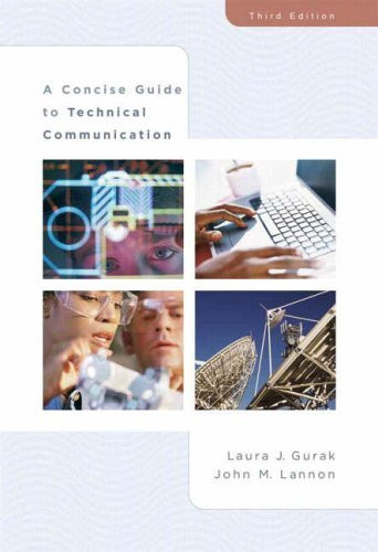 Concise Guide To Technical Communication