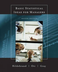 Basic Statistical Ideas For Managers