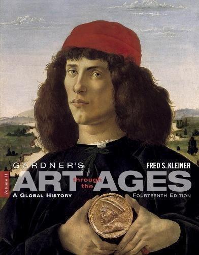Slideguide For Gardner's Art Through The Ages Volume 2
